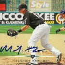 2008 Upper Deck Series 1 Mike Jacobs Autograph