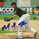 2008 Upper Deck First Edition Mike Jacobs Autograph