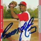 2005 Topps Series 2 Ramon Ortiz Autograph