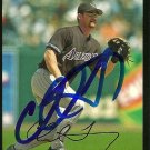 2007 Topps Series 1 Chad Tracy Autograph