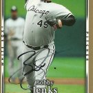 2007 Upper Deck First Edition Bobby Jenks Autograph