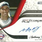2008 Tristar Prospects Plus Anthony Gose Autograph