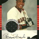 2005 Bowman Barry Bonds Jersey Card