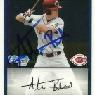 2009 Bowman Chrome Alex Buchholz Autograph