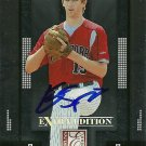 2008 Donruss Extra Elite Edition Zeke Spruill Autograph