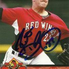 2010 Choice Red Wings Rob Delaney Autograph