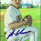 2007 Bowman Heritage Rainbow Matt Chico Autograph