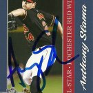 2010 Choice International League All-Stars Anthony Slama Autograph