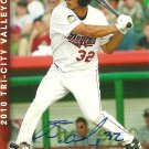 2010 Multi Ad Sports Valley Cats Adam Bailey Autograph