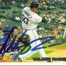 2010 Topps Series 1 Wilkin Ramirez Autograph