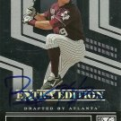 2007 Donruss Extra Elite Edition Brandon Hicks Autograph
