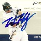 2007 Just Autographs Wes Hodges Autograph