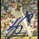 2007 Topps Series 1 Scott Proctor Autograph