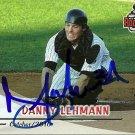 2010 Grandstand Rock Cats Danny Lehmann Autograph