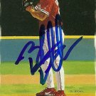 2002 Topps Gallery Brandon Duckworth Autograph