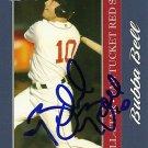 2010 Choice International League All-Stars Bubba Bell Autograph