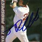 2010 Choice International League Top Prospects Josh Reddick Autograph