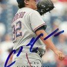 2008 Upper Deck Series 1 Chad Cordero Autograph