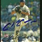 2007 Topps Series 2 Chad Cordero Autograph