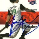 2008 Tristar Projections Todd Frazier Autograph