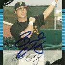 2005 Bowman Draft Brad Corley Autograph