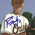 2001 Upper Deck Star Rookies Rommie Lewis Autograph