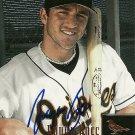 2001 Upper Deck Star Rookies Bryan Bass Autograph