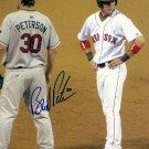 Brock Peterson Autographed 8x5 x 11 Photo