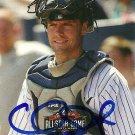 2009 Choice International League All-Stars Chris Stewart Autograph