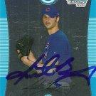 2008 Bowman Chrome Justin Berg Autograph