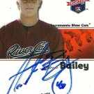 2008 Tristar Projections Andrew Bailey Autograph