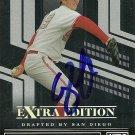 2007 Donruss Elite Extra Edition Cory Luebke Autograph