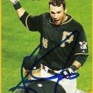 2009 Topps Update Garrett Jones Autograph