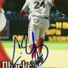 2010 Topps Series 1 Chris Young Autograph