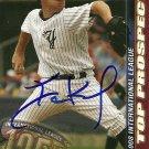 2008 Choice International League Top Prospects Ian Kennedy Autograph
