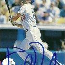 1990 Upper Deck Kirk Gibson Autograph