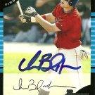 2005 Bowman Ian Bladergroen Autograph