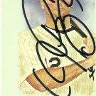 2010 Allen & Ginter's A.J. Pierzynski Autograph