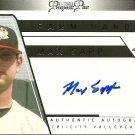 2006 Tristar Prospects Plus Max Sapp Certified Autograph