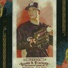 2009 Allen & Ginter Manny Parra Silk Card #'d 09/10