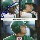 2008 Tristar Prospects Plus Josh Harrison/ Jake Ortiz/ Ryan Keedy Autograph