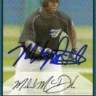 2007 Bowman Draft Mike McDade Autograph