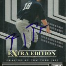2007 Donruss Elite Extra Edition Ryan Pope Autograph