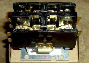 24 VOLT 2 POLE A/C CONTACTOR- AIR CONDITIONING PART