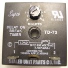 HVAC AIR CONDITIONING TIME DELAY RELAY
