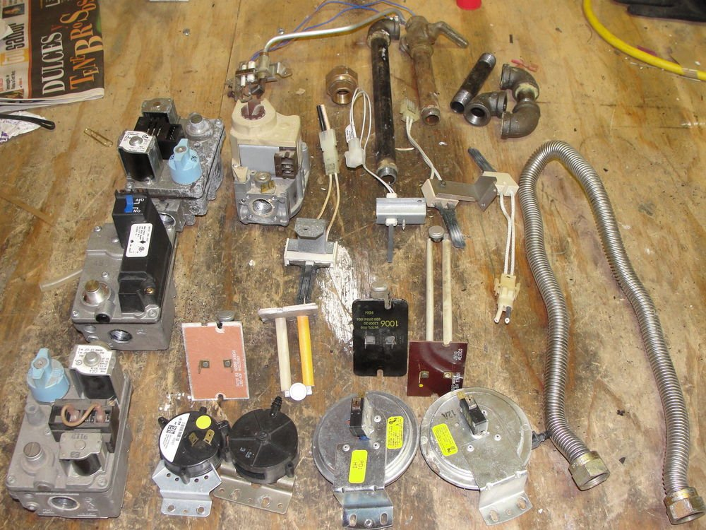 Gas Furnace Serviceman S Part Pack Gas Valve Ignitor