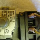 FURNACE -GAS VALVE- WHITE ROGERS 36E01