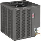 RHEEM 3.5 TON CENTRAL AIR CONDITIONING R-410A CONDENSING UNIT A/C