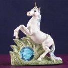 March Birthstone Unicorn