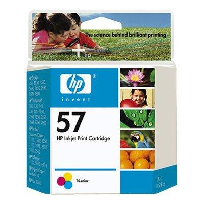 HP Model C6657A No.57 Color Inkjet Cartridge
